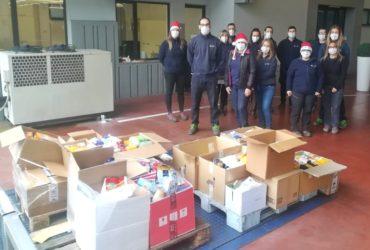Natale solidale, grazie alla generosità delle persone di Manuex e Croce Rossa